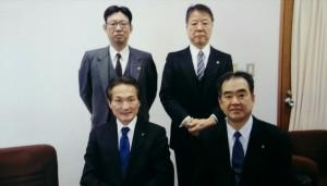 県庁福祉部、太田部長